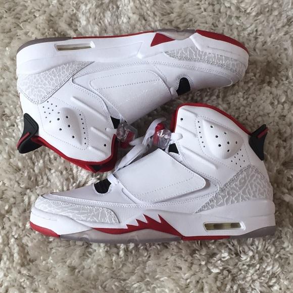 on sale f4398 6b067 Jordan Son Of Mars Fire Red 512245-112 Chicago